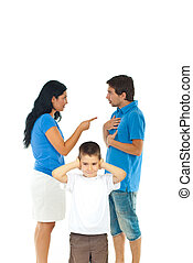 Boy, don't, wanna, hear, parents, conflict
