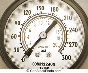 compression testing tool