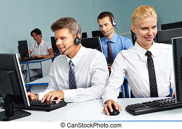 Working managers