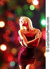 sensual, dança