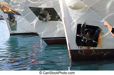 boats bow