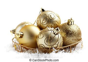 Natale,  baubles