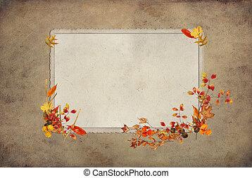 Thanksgiving Frame