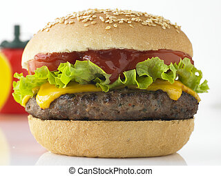 Tasty Beefburger