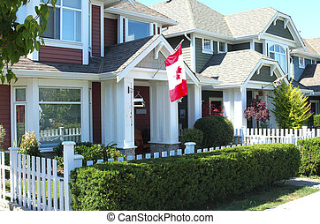 Residences in Richmond BC Canada. - Residences in South...