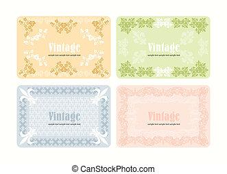 Wiine Labels Design Template Set