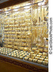 Dubai,Gold Souk