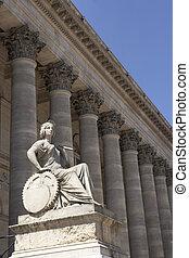 La Bourse,Paris Stock Exchange