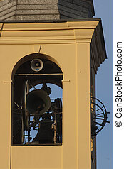 bell tower detail