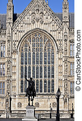 Part of Westminster palace