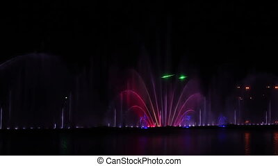 Musical Fountain - Europe\'s largest musical fountain with...