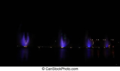 Musical Fountain - Europes largest musical fountain with 3D...