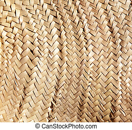 basketry traditional interlaced dried texture