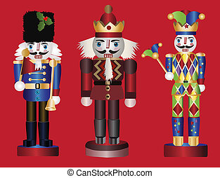 Christmas Nutcrackers - Christmas nutcrackers