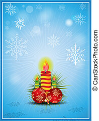 Vector Christmas Ornament - Vector Illustrator, be able to...