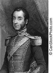 Henry Herbert, 3rd Earl of Carnarvon (1800-1849) on...