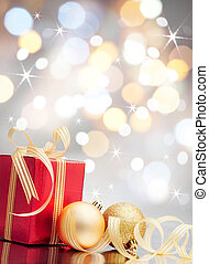 navidad, regalo