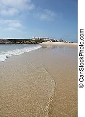 Beachside at Baleal - Portugal - A beautiful day at the...