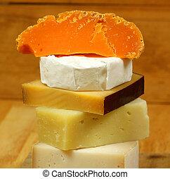 Delicatessen - cheese