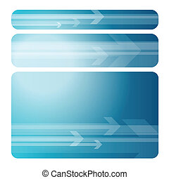Abstract backgrounds - Business templates with copy space