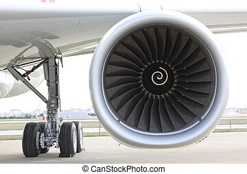 Engine - Airplane Engine