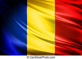 Romania Flag - Romania flag