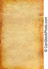 old paper page - extreme big size of old paper page texture...