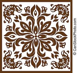 Texture - Bali culture art