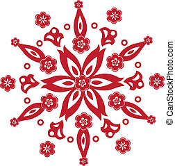 chinese new year pattern