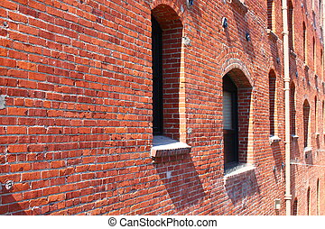 Windows in the Wall