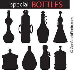 Special bottles for special people