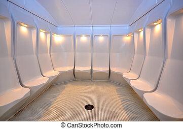 Turkish Bath Cabin
