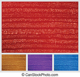 Craft textile texture to use how a background. Includes four...