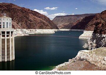 Lake Mead - A view of Lake Mead