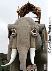 margate,  lucy, słoń