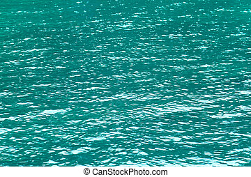 sea water - turquoise sea water background