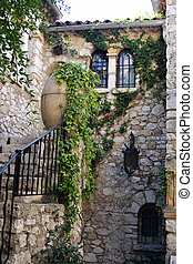 The Old French Village of Eze