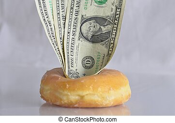 Bet Dollars to Donuts - Bet dollars to donuts because you...