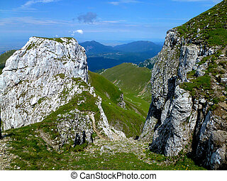 The Carpathians