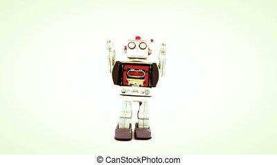 robot toy fun