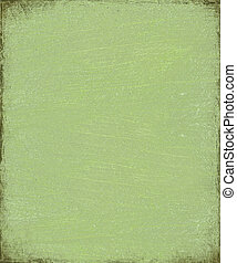 Green fiber grunge background
