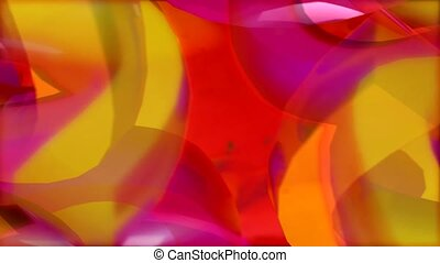 Bright abstract