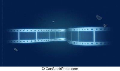 Running film