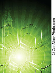 Green tech abstraction