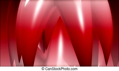 Red object