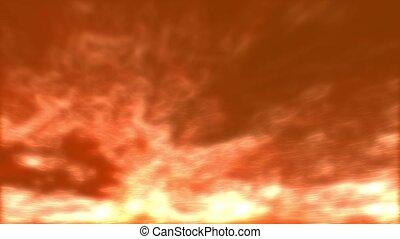 Contemporary sky