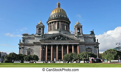 Saint Isaac's Cathedral (Isaakievskiy Sobor), St....
