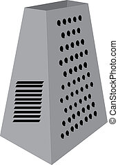 Grater The kitchen device