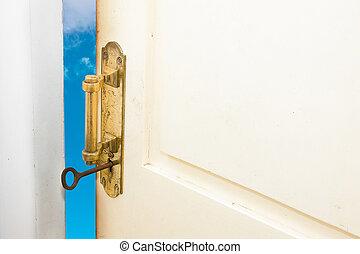 Door to better life - Better life, success, career...