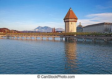 Lucerne(Luzern), Switzerland